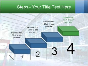 Interior of modern PowerPoint Template - Slide 64