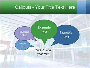 Interior of modern PowerPoint Template - Slide 73