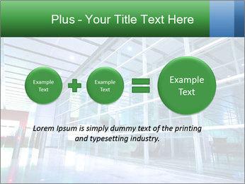 Interior of modern PowerPoint Template - Slide 75