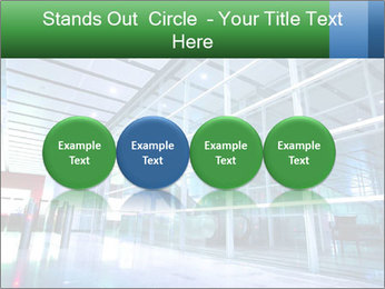 Interior of modern PowerPoint Template - Slide 76