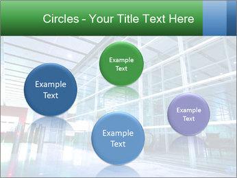 Interior of modern PowerPoint Template - Slide 77