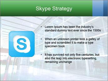 Interior of modern PowerPoint Template - Slide 8
