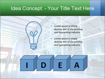 Interior of modern PowerPoint Template - Slide 80