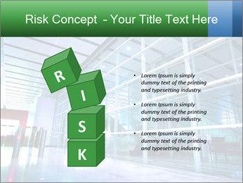 Interior of modern PowerPoint Template - Slide 81