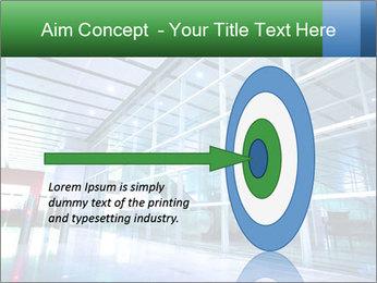 Interior of modern PowerPoint Template - Slide 83