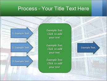 Interior of modern PowerPoint Template - Slide 85
