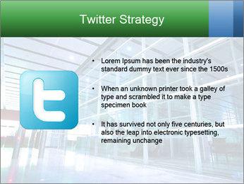 Interior of modern PowerPoint Template - Slide 9