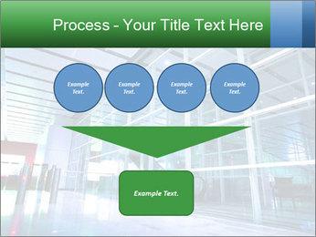 Interior of modern PowerPoint Template - Slide 93