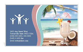 0000092496 Business Card Template