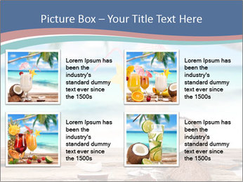Cocktails PowerPoint Template - Slide 14