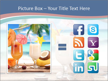 Cocktails PowerPoint Template - Slide 21