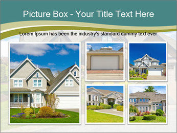 Luxury house in Vancouver PowerPoint Template - Slide 19