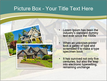 Luxury house in Vancouver PowerPoint Template - Slide 20
