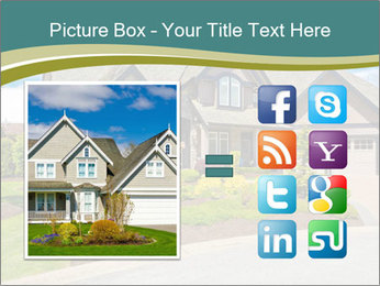 Luxury house in Vancouver PowerPoint Template - Slide 21