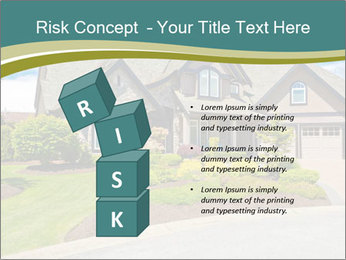 Luxury house in Vancouver PowerPoint Template - Slide 81