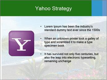 Playa Jardin PowerPoint Template - Slide 11