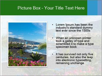 Playa Jardin PowerPoint Template - Slide 13