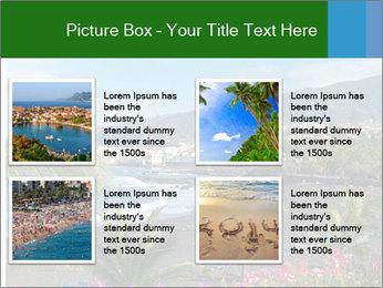 Playa Jardin PowerPoint Template - Slide 14