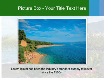 Playa Jardin PowerPoint Template - Slide 15