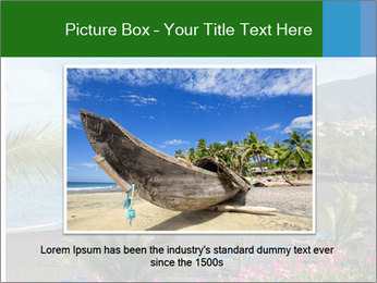 Playa Jardin PowerPoint Template - Slide 16