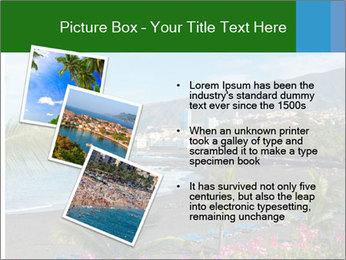 Playa Jardin PowerPoint Template - Slide 17