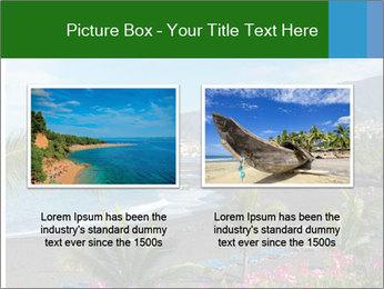 Playa Jardin PowerPoint Template - Slide 18