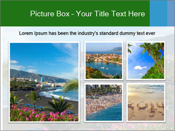 Playa Jardin PowerPoint Template - Slide 19