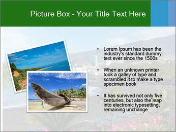 Playa Jardin PowerPoint Template - Slide 20