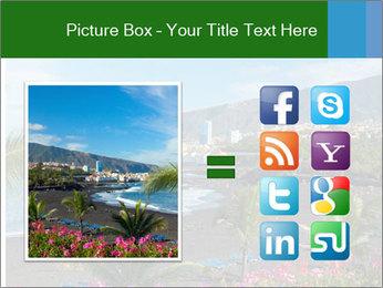 Playa Jardin PowerPoint Template - Slide 21