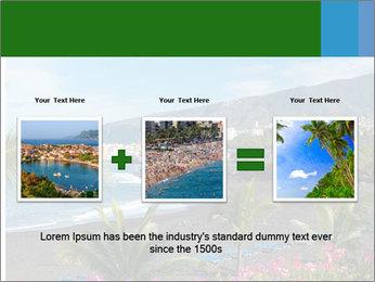 Playa Jardin PowerPoint Template - Slide 22