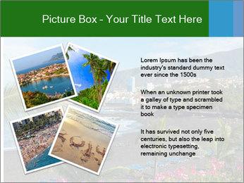 Playa Jardin PowerPoint Template - Slide 23