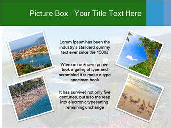 Playa Jardin PowerPoint Template - Slide 24