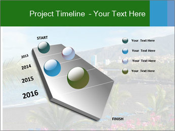 Playa Jardin PowerPoint Template - Slide 26