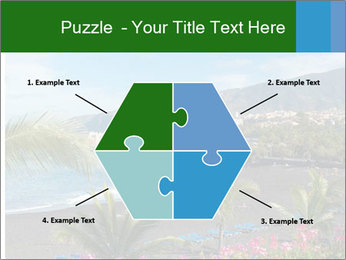 Playa Jardin PowerPoint Template - Slide 40