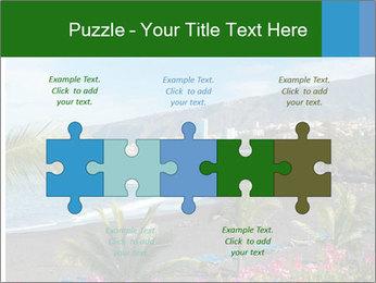 Playa Jardin PowerPoint Template - Slide 41