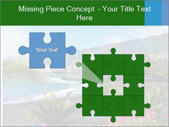 Playa Jardin PowerPoint Template - Slide 45