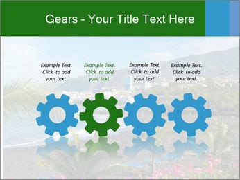 Playa Jardin PowerPoint Template - Slide 48