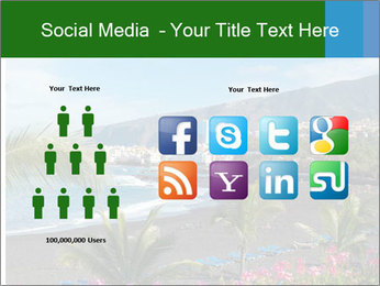 Playa Jardin PowerPoint Template - Slide 5