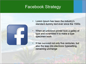 Playa Jardin PowerPoint Template - Slide 6