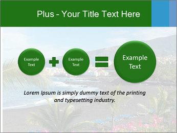 Playa Jardin PowerPoint Template - Slide 75