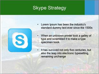 Playa Jardin PowerPoint Template - Slide 8