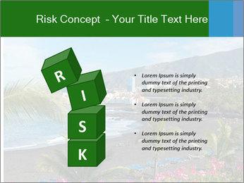 Playa Jardin PowerPoint Template - Slide 81