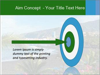 Playa Jardin PowerPoint Template - Slide 83