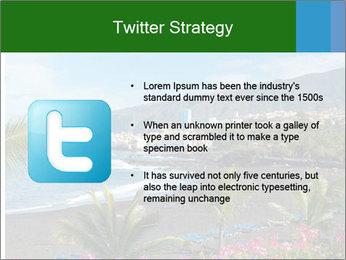 Playa Jardin PowerPoint Template - Slide 9