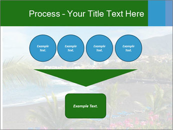 Playa Jardin PowerPoint Template - Slide 93