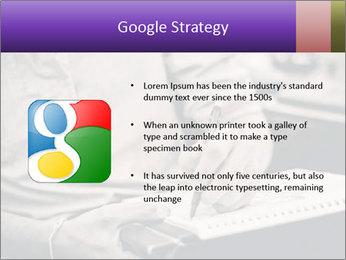 Male artist PowerPoint Template - Slide 10