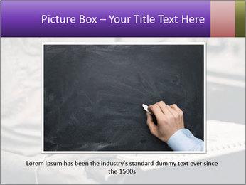 Male artist PowerPoint Template - Slide 15