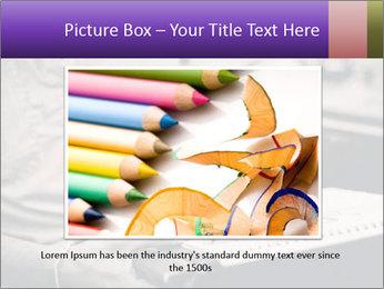 Male artist PowerPoint Template - Slide 16