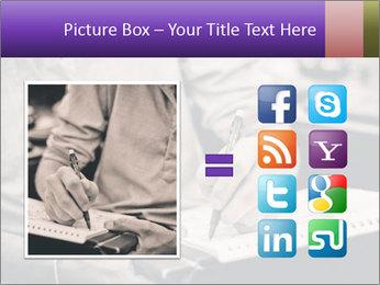 Male artist PowerPoint Template - Slide 21
