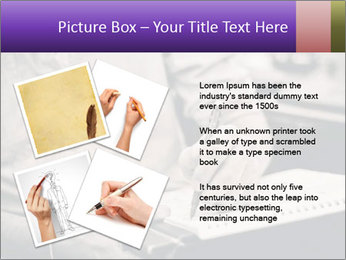 Male artist PowerPoint Template - Slide 23